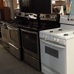 Stoves.