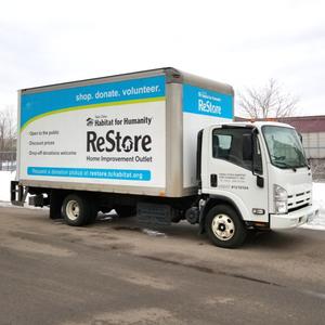 The ReStore truck.