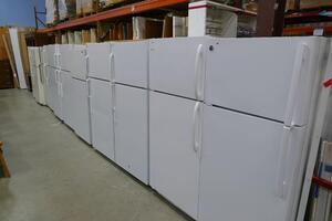 Refrigerators.