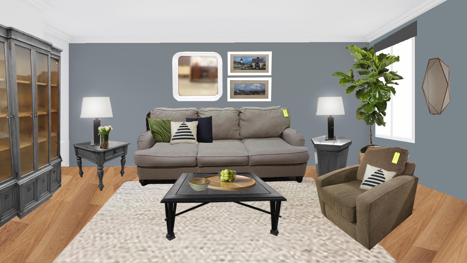 Home design - living room