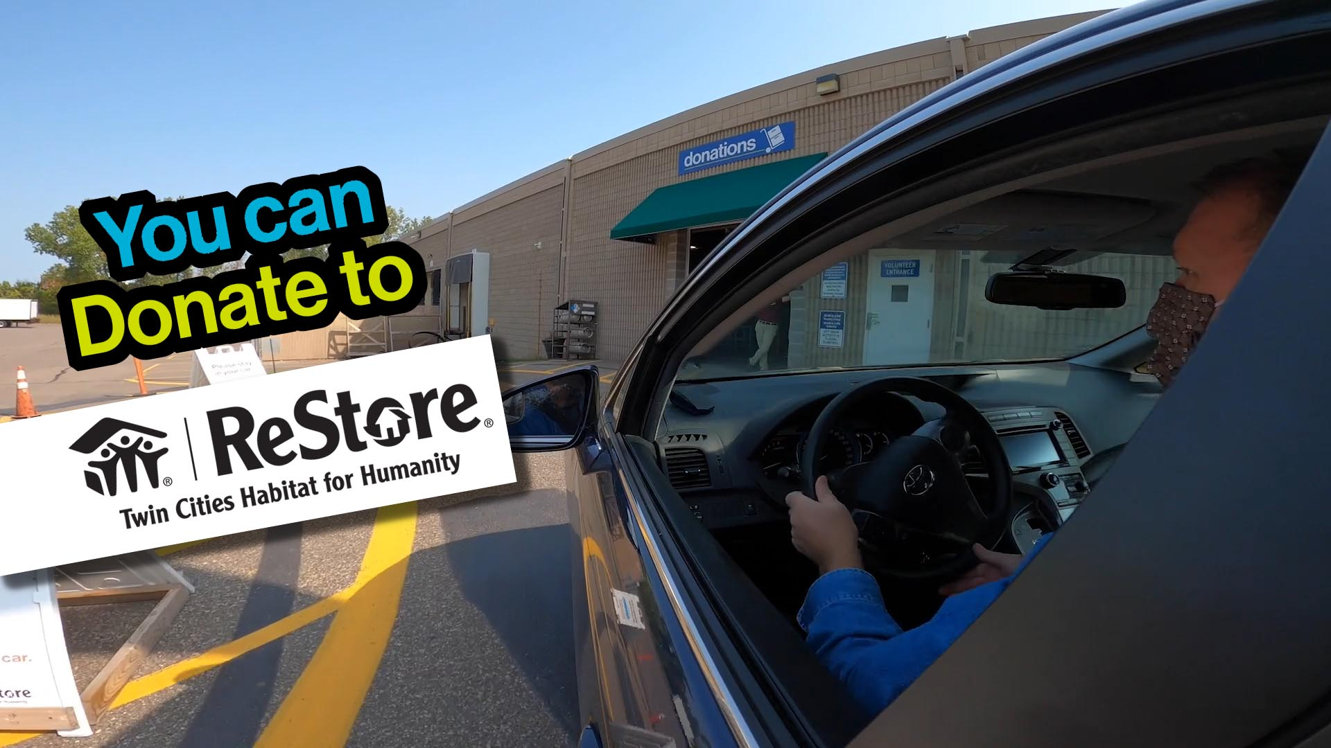 How to Donate to ReStore in 2021 [VIDEO] – Twin Cities Habitat ReStore