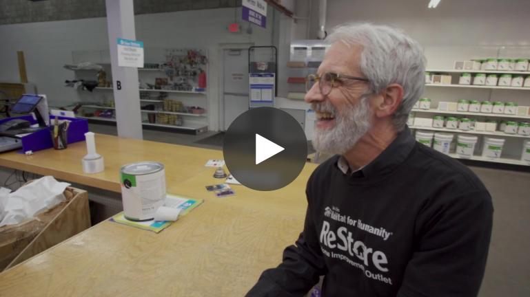 Volunteer Spotlight: John Bagaglio