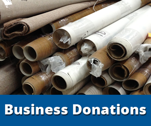 Click here for information about making a business donation to the ReStore