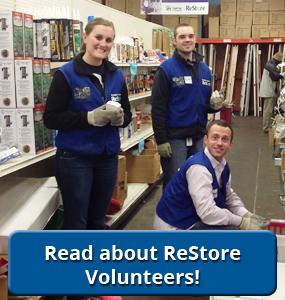 ReStore-Volunteer-Button